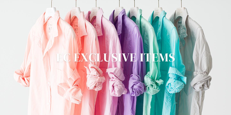 フランク&アイリーンのオンラインショップ限定シャツが3月1日より販売スタート