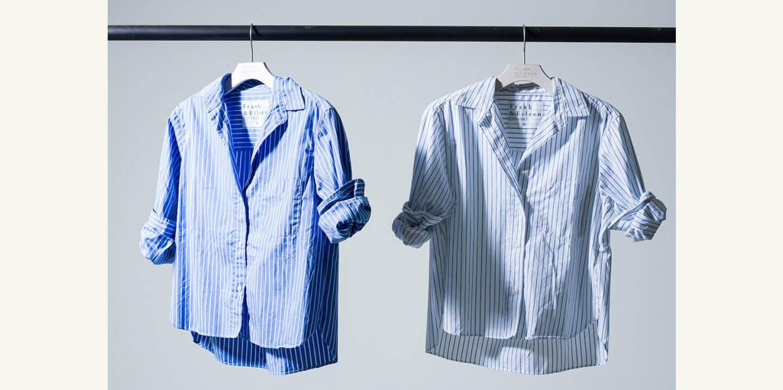 春夏にぴったりの新型シャツ「SILVIO」